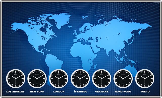 Romanyada Saat Kaç